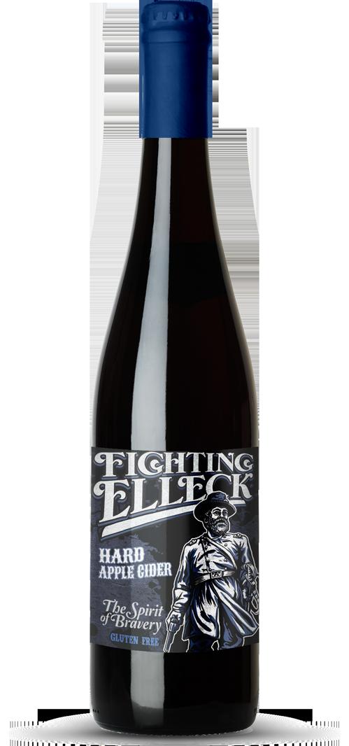 Fighting Elleck Modern Hard Cider 375mL Bottle