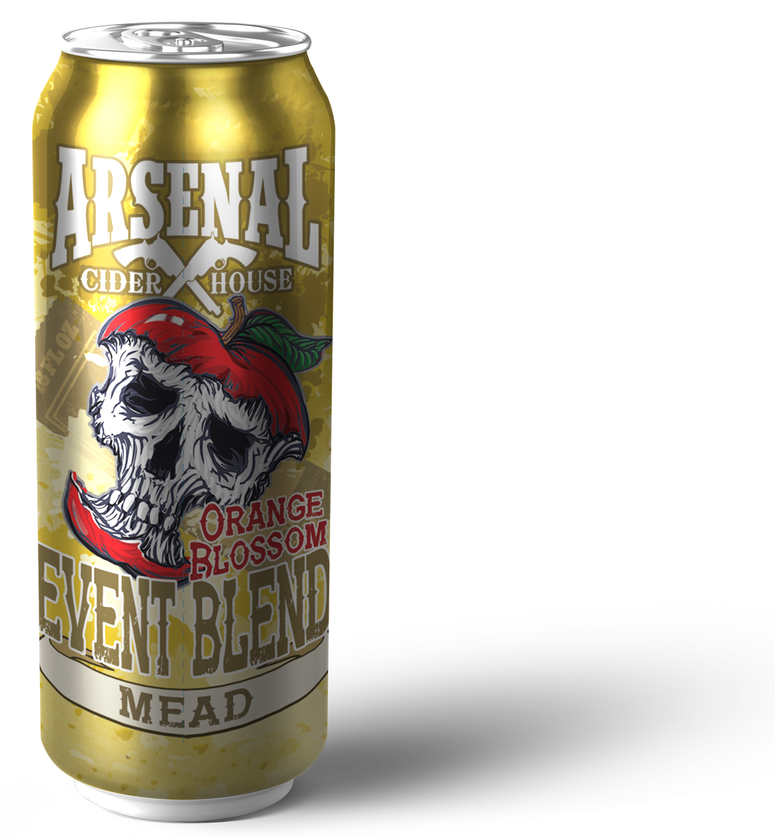 Event Blend Semi-Sweet Mead Can