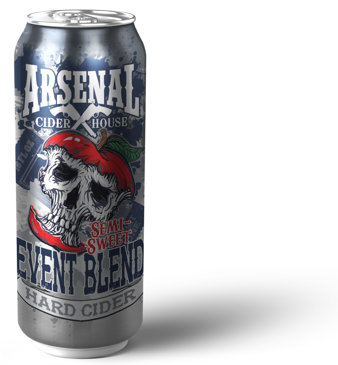Event Blend Semi-Sweet Hard Cider Can